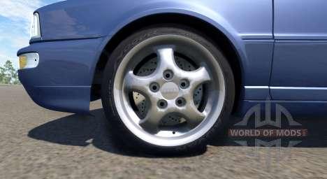 Audi RS2 Avant для BeamNG Drive