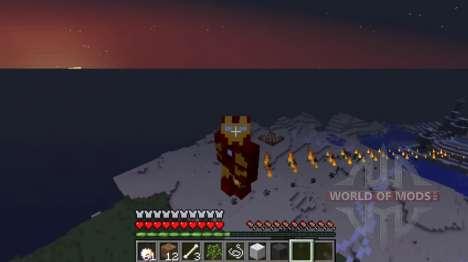 Железный человек для Minecraft