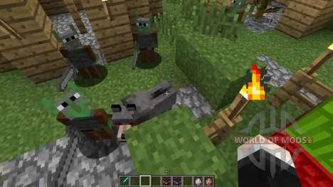 Гоблины для Minecraft