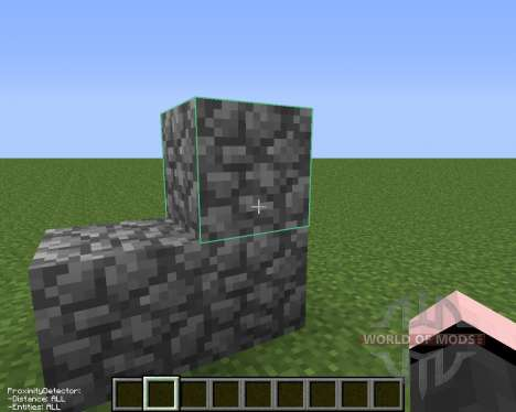 Custom Selection Box для Minecraft