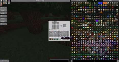 Новые растения и зелья для Minecraft