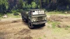 ГАЗ-34 опытный 1964 для Spin Tires
