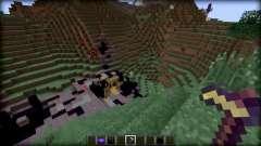 Пещерный мир для Minecraft