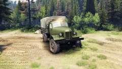 ЗиЛ-157К для Spin Tires
