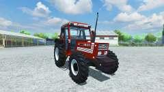 Fiatagri 80-90 Slim для Farming Simulator 2013