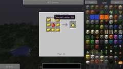 Зачарованное яблоко для Minecraft