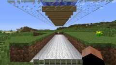 Перья теперь опадают для Minecraft