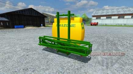 Опрыскиватель Amazone v1.1 для Farming Simulator 2013