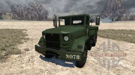 AM General M35A2 1955 для BeamNG Drive