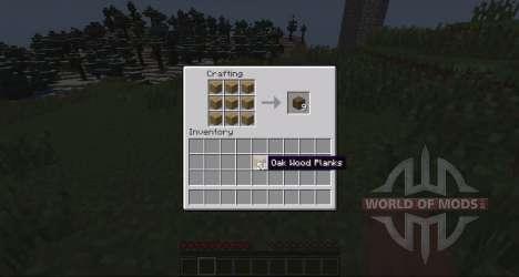 Конвертирование древесины для Minecraft