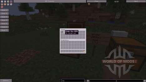 Эндер предметы для Minecraft