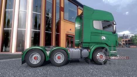 Goodyear Regional RHS II для Euro Truck Simulator 2