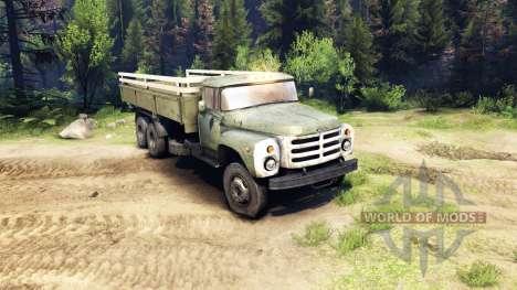 ЗиЛ-133 Г1 для Spin Tires