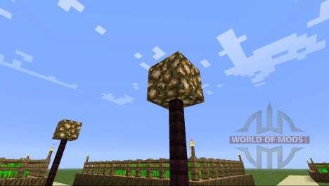 Улучшенные деревни для Minecraft