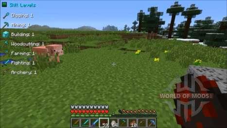 Новый уровень для Minecraft