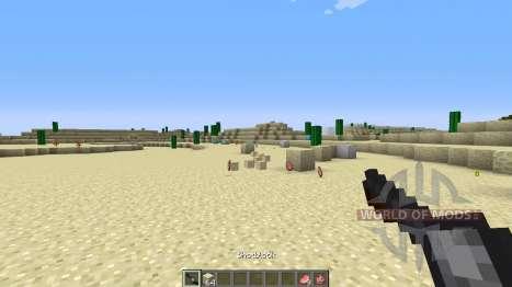 Пушки для Minecraft