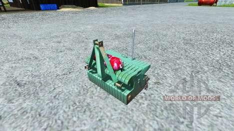 Противовес John Deere для Farming Simulator 2013