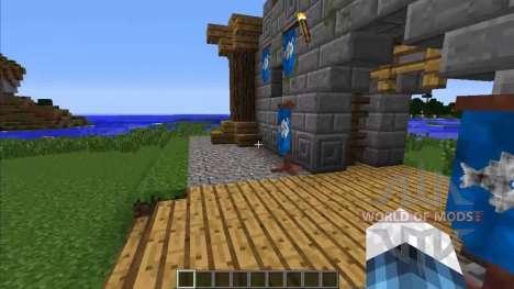 Геральдика для Minecraft