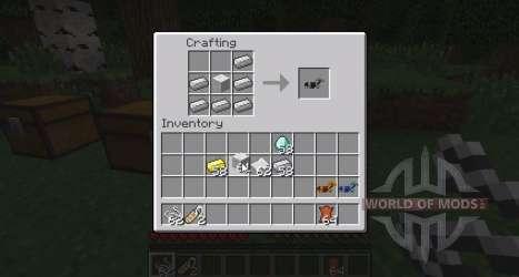 Лошадиную броню теперь можно скрафтить для Minecraft