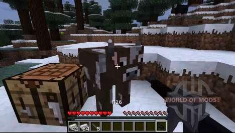 Оружие для Minecraft
