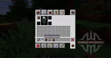 Убираем нос у местных жителей для Minecraft