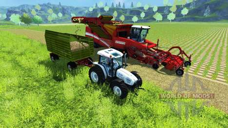 Conow HW 80 Variante 5.1 для Farming Simulator 2013