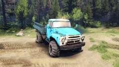 ЗиЛ-130 4x4 для Spin Tires