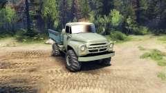 ЗиЛ-130 v1.02 для Spin Tires