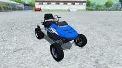 DIY Quad для Farming Simulator 2013