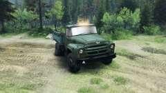 ЗиЛ-130 в новом окрасе для Spin Tires