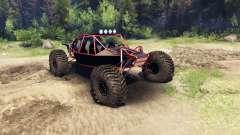 The Raakry v1.1 blood для Spin Tires