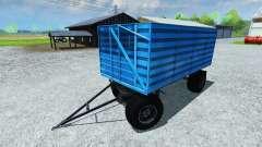 Fortschritt HW 80 SHA для Farming Simulator 2013