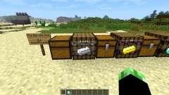 Бочки для Minecraft