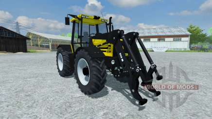 JCB Fastrac 2150 FL для Farming Simulator 2013