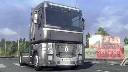 Renault Magnum для Euro Truck Simulator 2