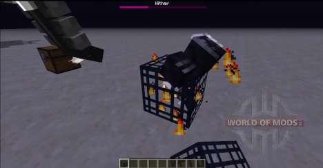 Настраиваемый спавнер мобов для Minecraft