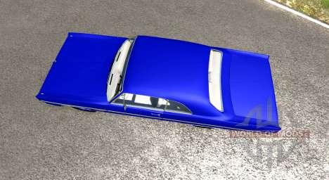 Plymouth Fury III 1969 для BeamNG Drive