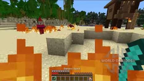 Ведьмы для Minecraft