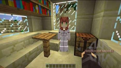 Милые мобы для Minecraft
