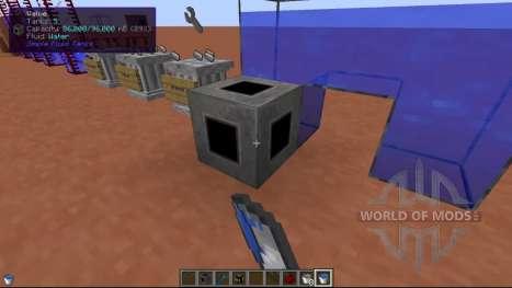 Цистерны для Minecraft