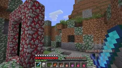 Метеориты для Minecraft