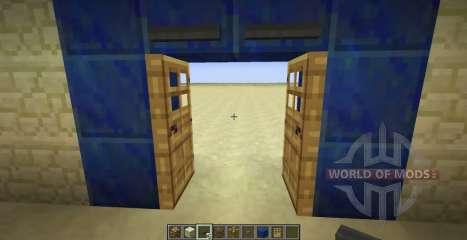 Новые двери для Minecraft