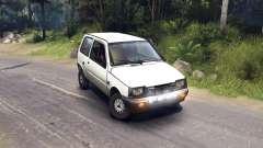 ВАЗ-1111 для Spin Tires