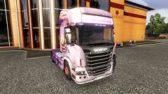 Окрас -R730- на тягач Scania для Euro Truck Simulator 2