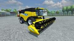 New Holland CR9060 для Farming Simulator 2013