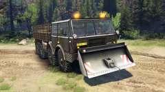 Tatra 813 8x8 KOLOS v1.1 для Spin Tires
