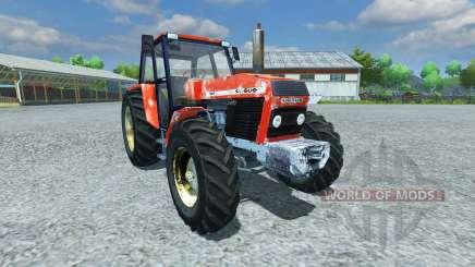 URSUS 1224 для Farming Simulator 2013