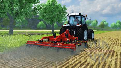 Культиватор Akpil Tygrys v2.0 для Farming Simulator 2013