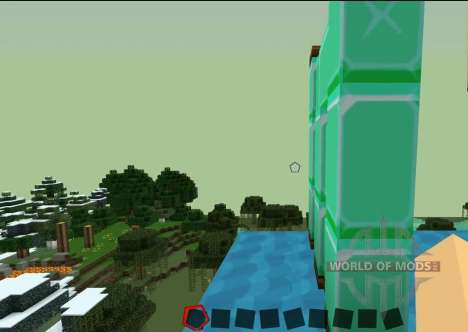 Заборы для Minecraft
