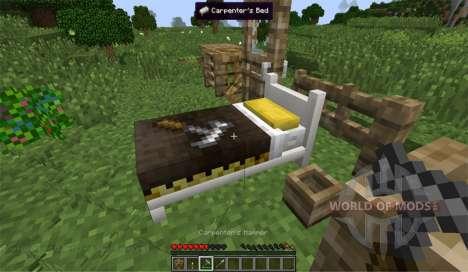 Плотник Блоков для Minecraft